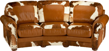 COWBOY THEATER SOFA