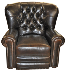 WILDWEST RECLINER- FRONT VIEW