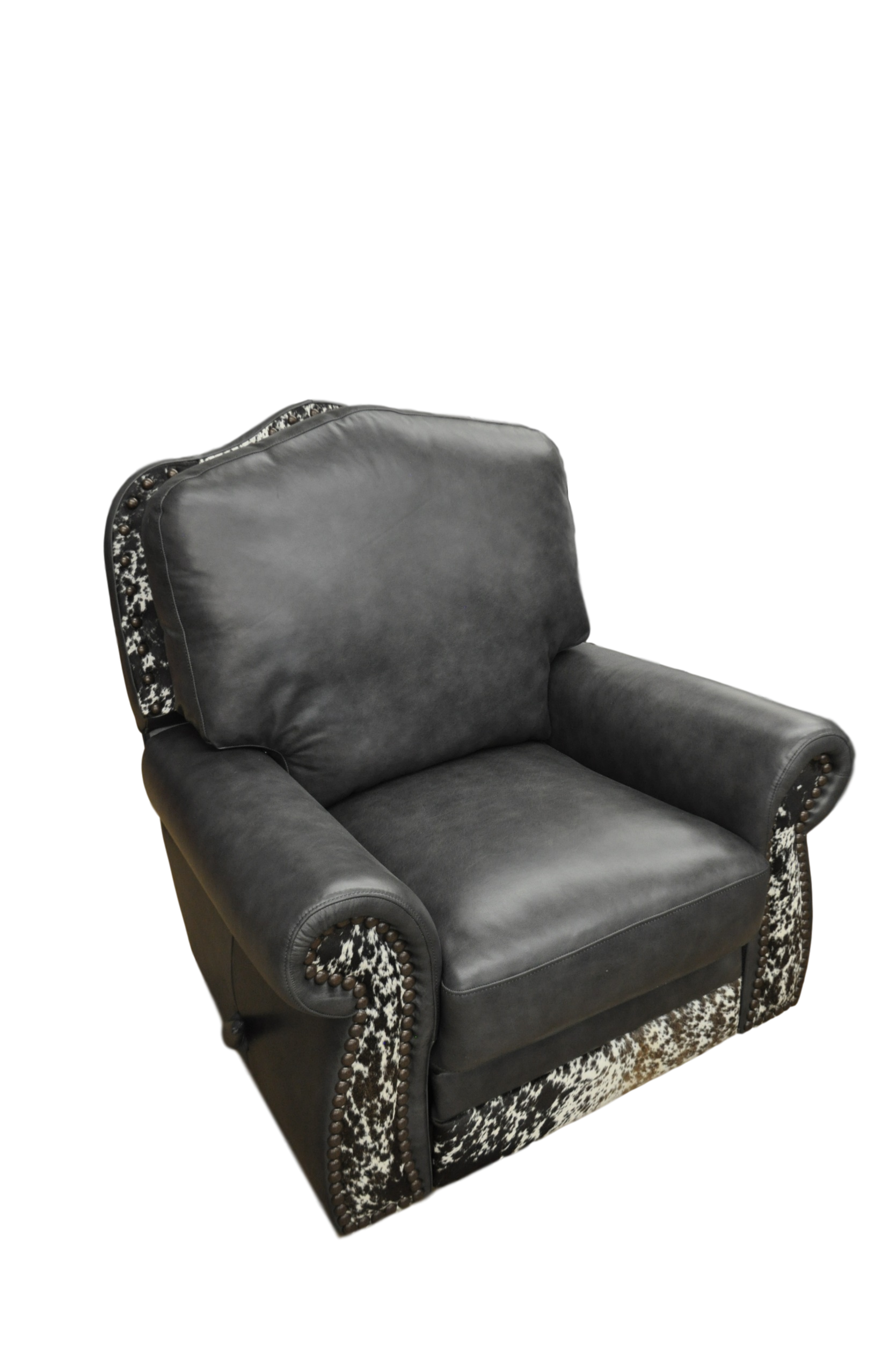 Look recliner front view