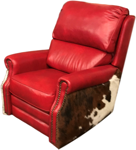 The Malone Glider Swivel Recliner