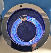 led cup with light strip